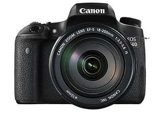 Canon/佳能专业数码单反相机 EOS 760D套机(18-200mm)