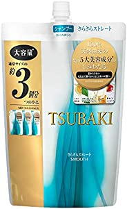 TSUBAKI 丝蓓绮 清爽直发 洗发水 替换装【大容量】1000ml