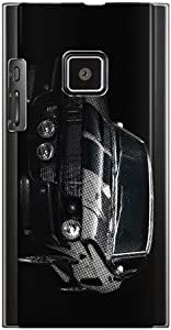 CaseMarket SoftBank LUMIX Phone (102P) 聚碳酸酯 透明硬壳 [ Picture Collections Shelby GT500 ]