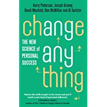 Change Anything: The new science of personal success (English Edition)