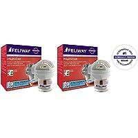 FELIWAY 2PACK MultiCat 60天入门套装(2个完整套装)