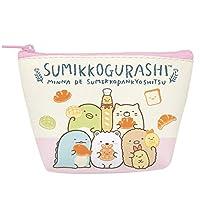 Sumiko 船形迷你小包 粉色