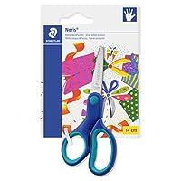 Staedtler Noris Club 小号左手剪刀适用于儿童 Für Linkshänder 14 cm 蓝色