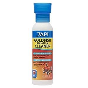 API 金鱼水族箱清洁剂水族箱清洁剂 8盎司