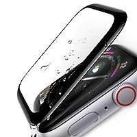DOUMI 2018 Apple Watch 3D 弯曲钢化玻璃全屏屏幕保护膜 40mm