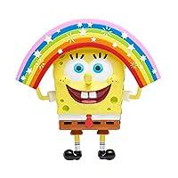 SpongeBob SquarePants 海綿寶寶玩具,大師級別模因,8英寸珍藏型乙烯基膠模型,海綿寶寶的想象