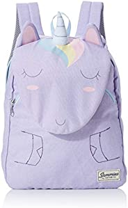 SAMSONITE Happy Sammies - Children Backpack S School Backpack, 28 cm, 7.5 liters, Multicolour (Unicorn Lily)