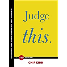 Judge This (TED Books) (English Edition)