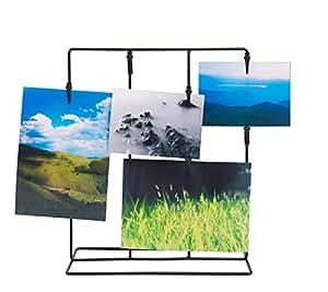 家居&装饰照片灯波浪形电线,照片或笔记本支架 25cmx10cmx30cm NJ-AZ02-011