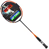 YONEX 尤尼克斯 中性 羽毛球拍单拍全碳素天斧99球迷版 ASTROX69 阳光橙(亚马逊自营商品, 由供应商配送)