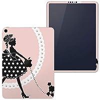 适用于 Apple iPad Pro 11 英尺 (2018) 超薄优质保护身体贴纸(不含iPad)003401