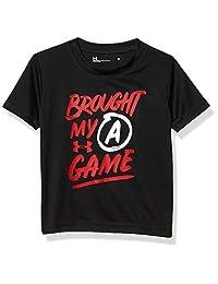 Under Armour 安德玛 男孩标志短袖 T 恤