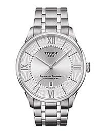 Tissot 天梭 瑞士品牌 杜鲁尔系列 自动机械男士手表 T099.407.11.038.00