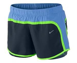 Nike 耐克 男士 M Nk Brthe Rise 365 Ss 衬衫 weiß/silber (White/Reflective Silv) XL