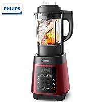 Philips 飞利浦破壁料理机家用全自动多功能加热电动榨汁搅拌豆浆机做养生果汁辅食HR2087/20(需将赠品同时加入购物车)