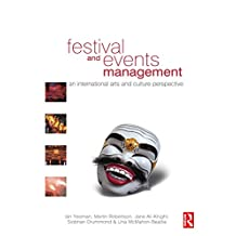 Festival and Events Management (English Edition)