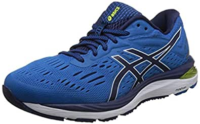 ASICS 亚瑟士 男 跑步鞋 GEL-CUMULUS 20 1011A008-400 蓝色/蓝色 42.5