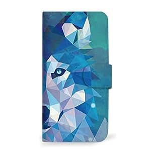 mitas iphone 手机壳539SC-0225-F/ZD552KL 36_ZenFone4SelfiePro (ZD552KL) F・オオカミ