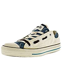 Converse CHUCK TAYLOR 双上部牛津帆布时尚运动鞋