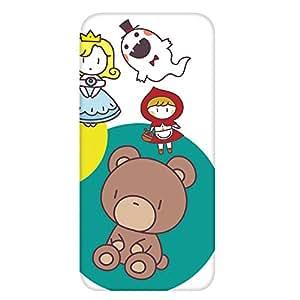智能手机壳 透明 印刷 对应全部机型 cw-241top 套 熊 熊 角色 UV印刷 壳WN-PR443856 HTC Desire EYE 4G M910X 图案C