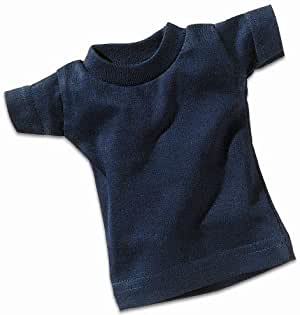 Efco 迷你 T 恤,棉,深蓝色,18 x 18 厘米