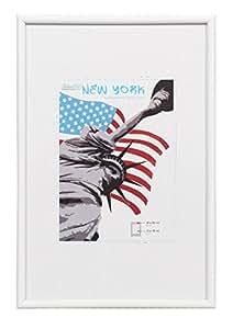 纽约相框9 X 13厘米至50 x 70厘米18种尺寸7种颜色照片框 白色 18x24