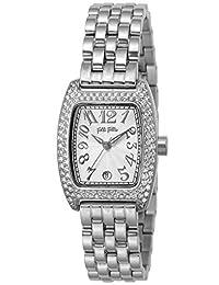 [芙麗芙麗]FOLLI FOLLIE 腕表 S922 銀色表盤 WF5T081BDS-XX 女士