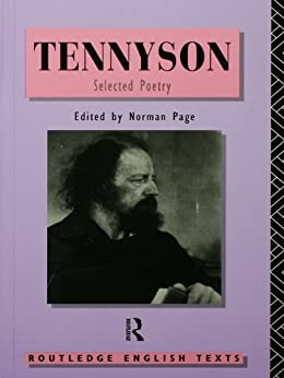 """Tennyson: Selected Poetry (Routledge English Texts) (English Edition)"",作者:[Lord Tennyson, Alfred]"