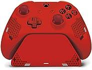 控制器齿轮运动红色特别版 Xbox Pro 充电支架(控制器单独出售) - Xbox One