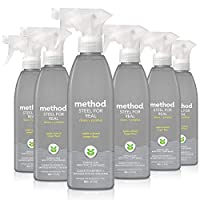 Method Steel for Real, Apple Orchard, 12 Ounce (Pack of 6)