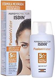 Isdin Fusion Water Fotoprotector防晒乳液 面部防晒SPF 50+  含抗皱成分和抗氧化剂 50ml