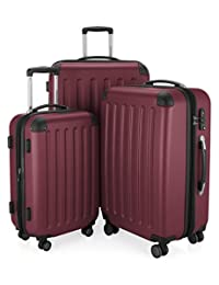 hauptstadtkoffer–spree–一套或单 hard-side 行李箱, suitcase 套装不同尺寸和颜色, TSA 锁