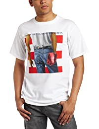 FEA Bruce springsteen born in the usa mens tee 白色