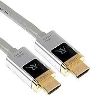 RCA Premium Acoustic Research 金色系列 4.57 m HDMI 线缆 (ARGH15)