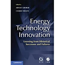 Energy Technology Innovation: Learning from Historical Successes and Failures (English Edition)