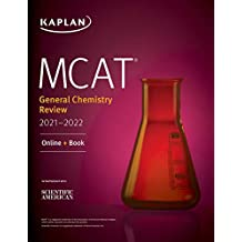 MCAT General Chemistry Review 2021-2022 (Kaplan Test Prep) (English Edition)