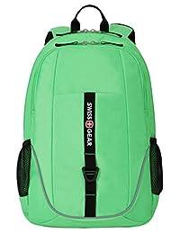 SwissGear 18-Inch Backpack Neon Green