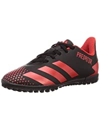 adidas 阿迪达斯 中性婴儿 Predator 20.4 Tf J 儿童足球鞋