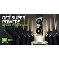 NVIDIA GeForce RTX 2080 Super Founders Edition 显卡