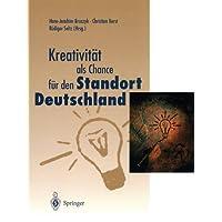 Kreativität als Chance für den Standort Deutschland