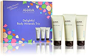 AHAVA Happy Minerals Body Trio