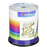 三菱化学媒体 Verbatim DVD-R(CPRM) 100枚