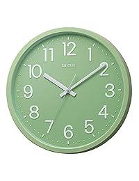 DAILY(节奏时钟) 石英表 平面表盘 グラス?グリーン(05緑) Φ33.1x4.3cm 4KGA06BZ05