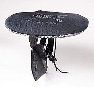 Yakpad 出品的加垫座椅垫,带水瓶/热门支架,户外水上运动和休闲的便携式座椅垫 - Cascade Creek