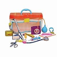 B.Toys 比乐 小医生套装 仿真角色扮演 过家家玩具 宝宝扮演 医生游戏套装 家庭玩具  婴幼儿童益智玩具 礼物 18个月+ BX1230Z
