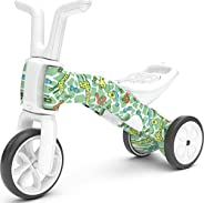 Chillafish 逐步平衡自行车和三轮车 Fad Edition: Giraffiti