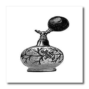 Florene Vi ntage - French vintage Perfume Atomizer - Iron on Heat Transfers