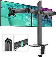 EleTab 双显示器桌面支架 灰色