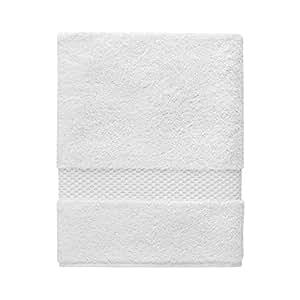 Yves Delorme Etoile 浴垫 Blanc 1 Bath Sheet 36x63 YVE2575-24909