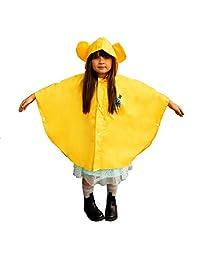 儿童雨衣带帽轻质雨衣优质保护 | 母亲认可